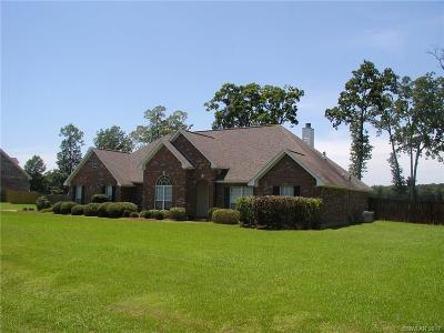Haughton Single Family Home For Sale: 308 Boulder Drive