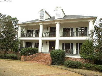 Benton Single Family Home For Sale: 1103 Bay Ridge Drive