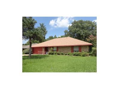 Shreveport Single Family Home For Sale: 6320 La Fleur Drive