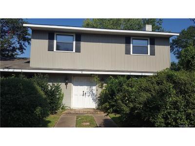 University Terrace, University Terrace South Single Family Home For Sale: 1502 Suburbia Drive