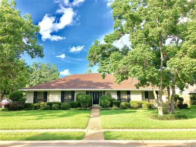 Greenacres, Greenacres Place Single Family Home For Sale: 504 Parklane Drive