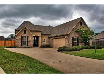 Haughton Single Family Home For Sale: 102 Lauren