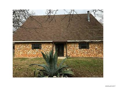 Stonewall Single Family Home For Sale: 529 Lake Road