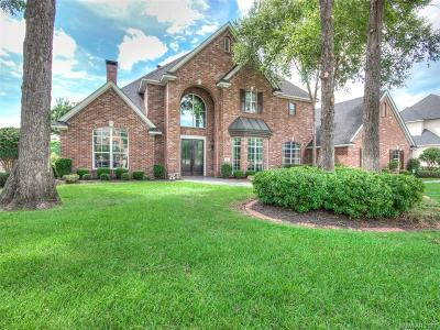 Bossier City Single Family Home For Sale: 14 Stonehaven Drive