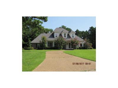 Benton Single Family Home For Sale: 5221 Meghan Caye Lane