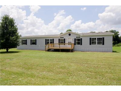 Bossier City Single Family Home For Sale: 673 Red Chute Lane