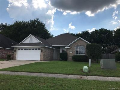 Bossier City Single Family Home For Sale: 2457 Brookside Drive