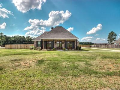 Haughton Single Family Home For Sale: 528 Pebble Drive