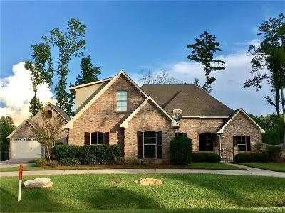 Haughton Single Family Home For Sale: 2820 Sunrise Pointe