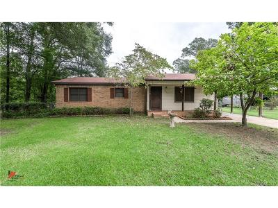Shreveport Single Family Home For Sale: 4313 Kristin Drive