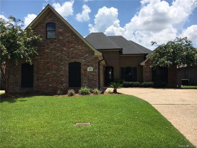 Cypress Bend, Cypress Bend Garden, Cypress Bend Garden District Single Family Home For Sale: 537 Chinquipin Drive