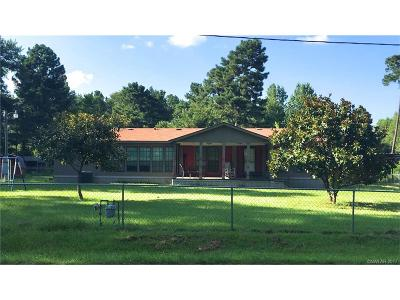 Haughton Single Family Home For Sale: 3170 Sligo Road