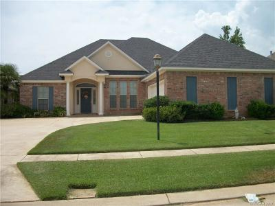 Shreveport Single Family Home For Sale: 9128 Sorrento Dr. Drive