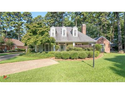 Ellerbe Road Estate, Unit 10, Ellerbe Road Estates, Ellerbe Road Estates, Unit 12, Ellerbe Road Estates, Unit 3, Ellerbe Road Estates, Unit 6, Ellerbe Road Estates, Unit 7 Single Family Home For Sale: 10030 Winding Ridge Drive