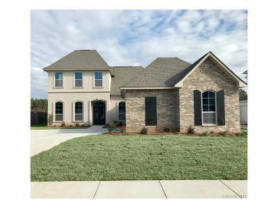 Benton Single Family Home For Sale: 220 Danielle Drive