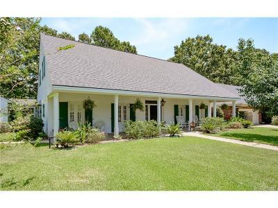 Benton Single Family Home For Sale: 102 Ridge Road