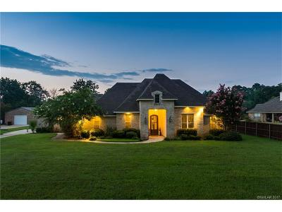 Haughton Single Family Home For Sale: 76 Meadow Cove