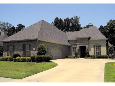 Shreveport Single Family Home For Sale: 1049 Dumaine Drive