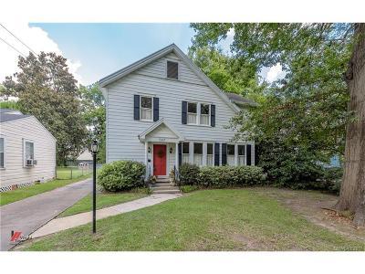Shreveport Single Family Home For Sale: 547 Broadmoor Boulevard