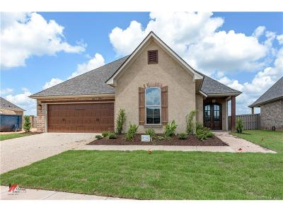 Bossier City Single Family Home For Sale: 408 Stacey Lane