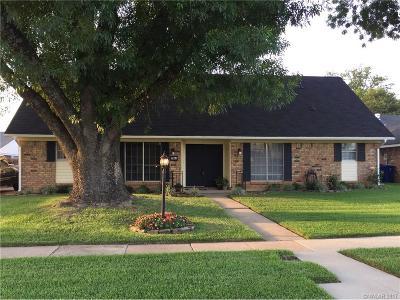 University Terrace, University Terrace South Single Family Home For Sale: 7641 University Drive