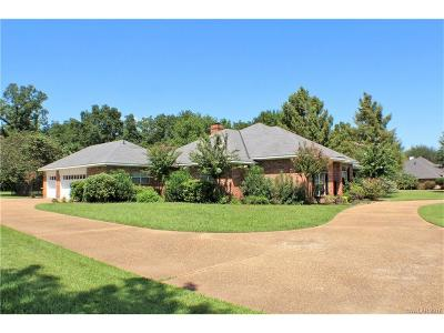 Bossier City Single Family Home For Sale: 105 Lakewood Point Drive