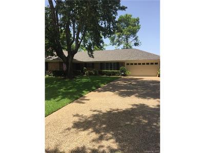 University Terrace, University Terrace South Single Family Home For Sale: 1506 Cambridge Drive