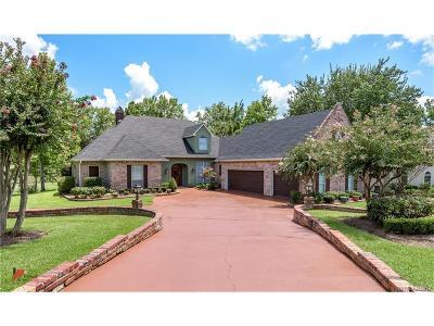 Shreveport Single Family Home For Sale: 12080 Ashland Way