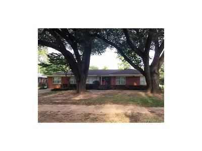 Bossier City Single Family Home For Sale: 1600 Quin Street