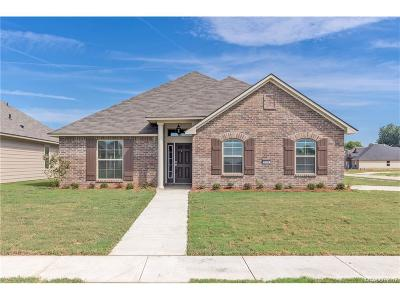 Bossier City Single Family Home Contingent: 3784 Pickering Pass Drive