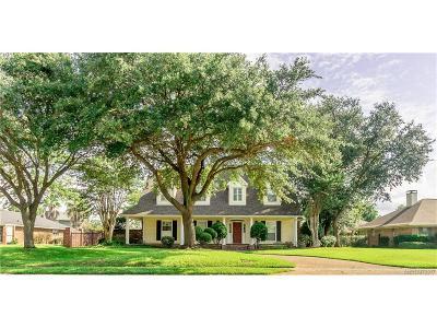 Bossier City Single Family Home For Sale: 343 Greenacres Boulevard