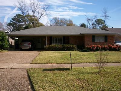Broadmoor Terrace Single Family Home For Sale: 6129 Verona Lane
