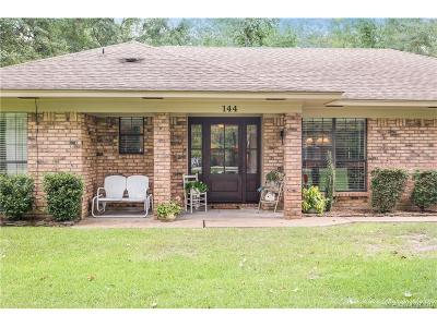 Benton Single Family Home For Sale: 144 Beaver Lane