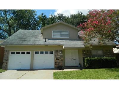 Bellair, Bellaire Single Family Home For Sale: 1411 Holiday Place