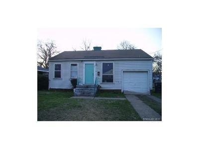 Bossier, Bossier City, Bossier', Shreveport, Sheveport, Shreveort, Shreveport-, Shreveport/blanchard, Shreverport Single Family Home For Sale: 713 Rome Street