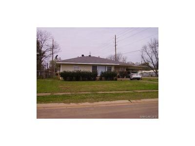 Bossier, Bossier City, Bossier', Shreveport, Sheveport, Shreveort, Shreveport-, Shreveport/blanchard, Shreverport Single Family Home For Sale: 1141 Len Street