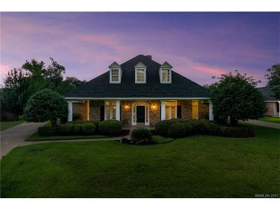 Benton Single Family Home For Sale: 5028 Sweetwater Drive