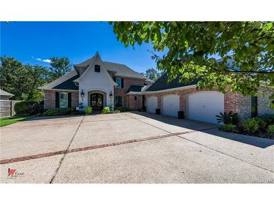 Shreveport LA Single Family Home For Sale: $629,000