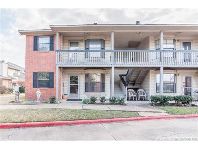 Bossier City LA Condo/Townhouse Sold: $79,500