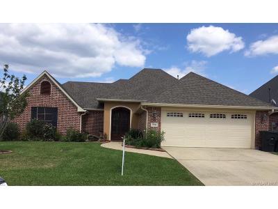 Bossier City Single Family Home For Sale: 316 Antietam Drive