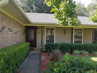 Brownlee Estates Single Family Home For Sale: 2526 Downs Circle