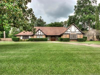 Bossier City Single Family Home Contingent: 2209 Landau Lane