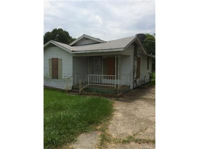 Shreveport LA Single Family Home For Sale: $17,999