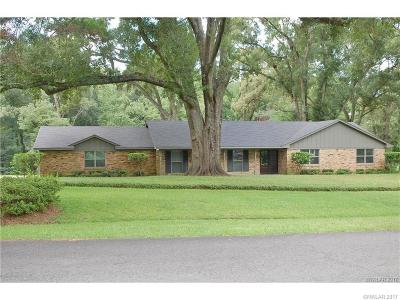Shreveport Single Family Home For Sale: 3004 Nottingham Drive