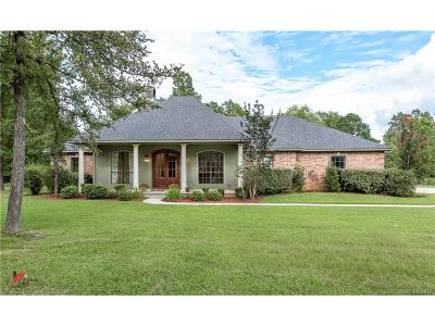 Benton Single Family Home For Sale: 971 Crouch Road
