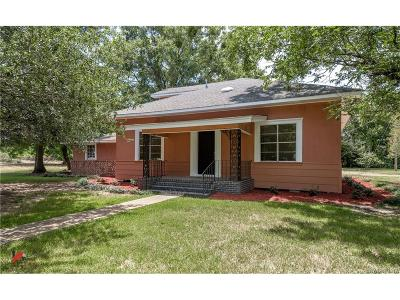 Bossier City Single Family Home For Sale: 140 Scopena Circle