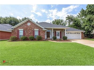 Bossier City Single Family Home For Sale: 6002 Ellington Way