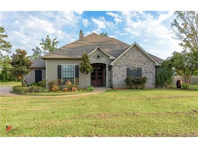 Stonewall Single Family Home For Sale: 185 Eagle Road