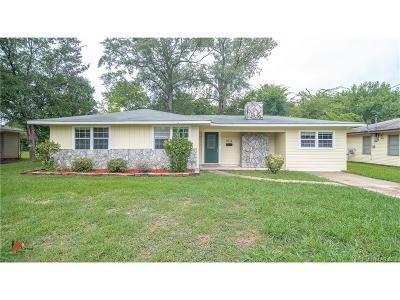Bossier City Single Family Home For Sale: 2614 Bardot Lane
