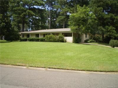 Shreveport Single Family Home For Sale: 6002 Dianne Street